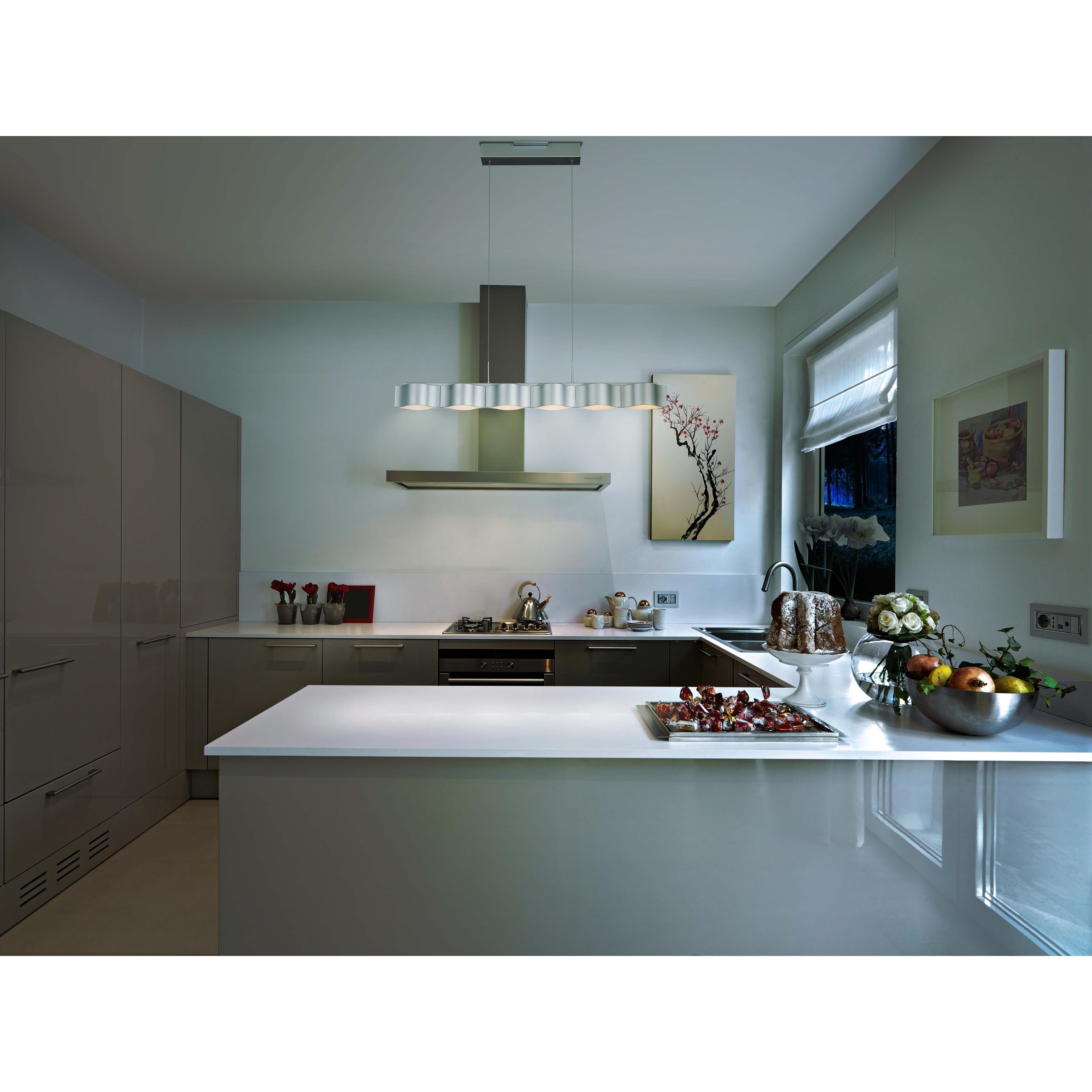 Shop VONN Lighting VMC32100AL Asellus 38-inch LED Modern Linear ...