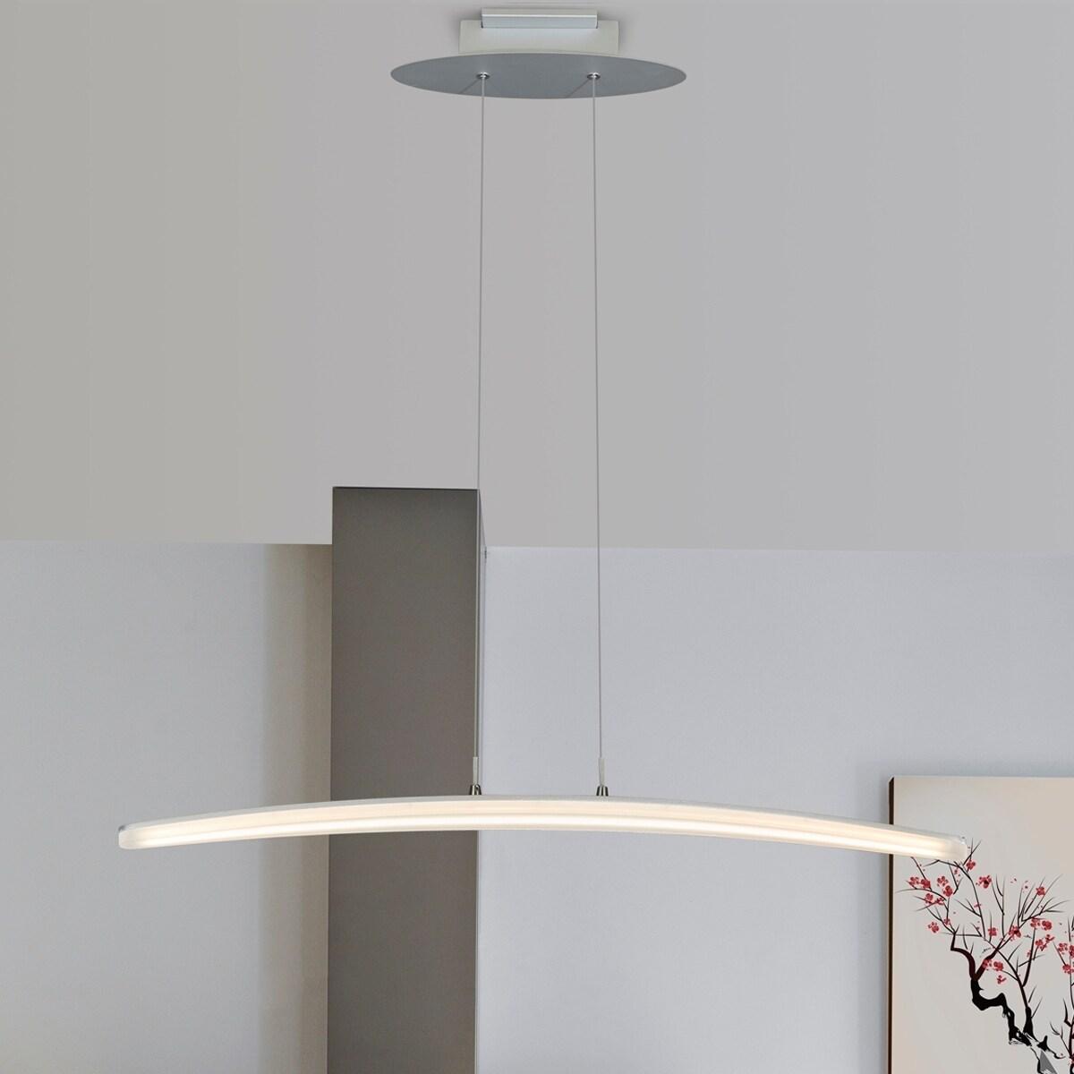 Shop VONN Lighting VMC31510AL Haeidi 32-inch LED Modern Linear ...
