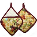 Da'Vine Potholder Pocket Mitt Set of 2