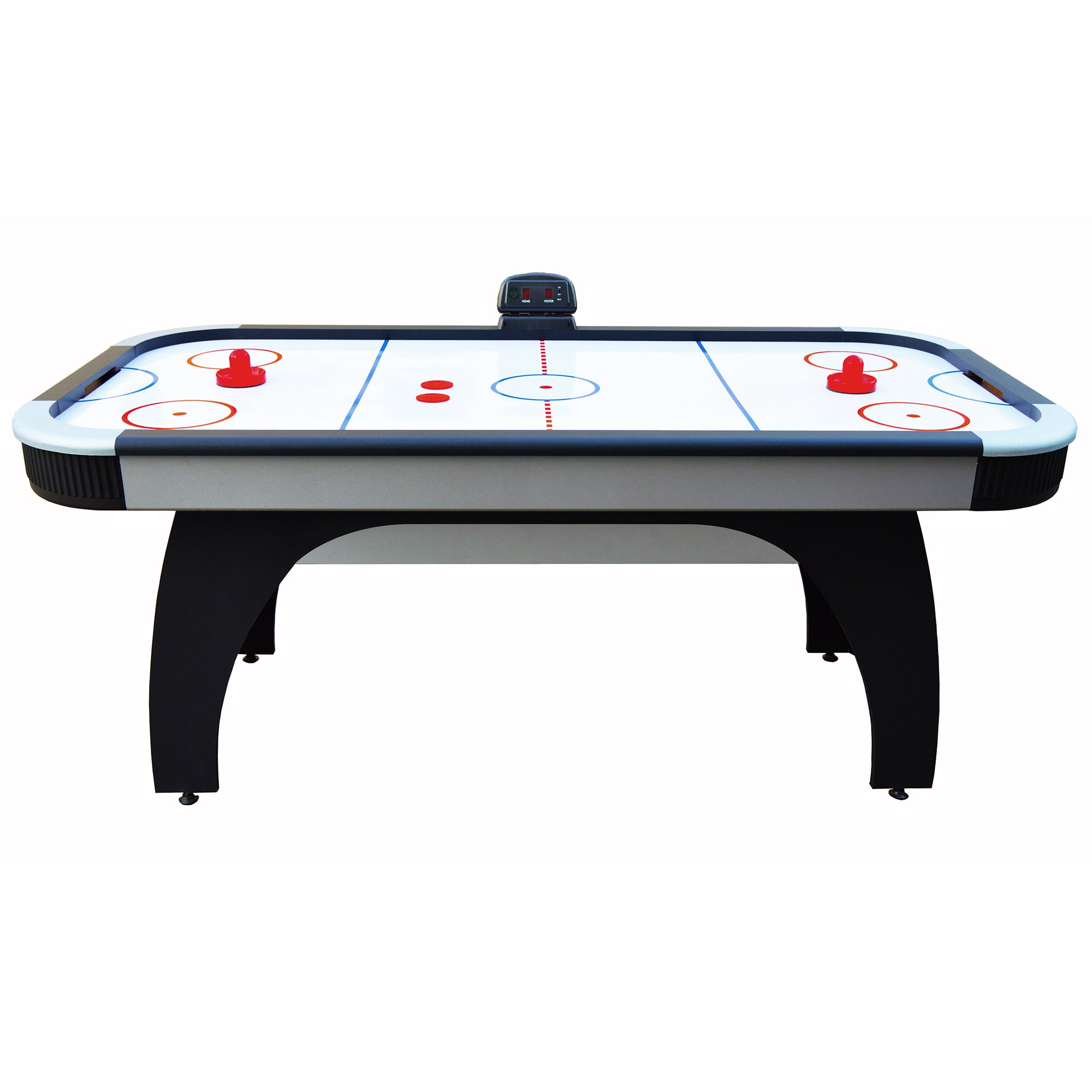Awesome Hathaway Silverstreak 6 Ft Air Hockey Table   Free Shipping Today    Overstock   17762066