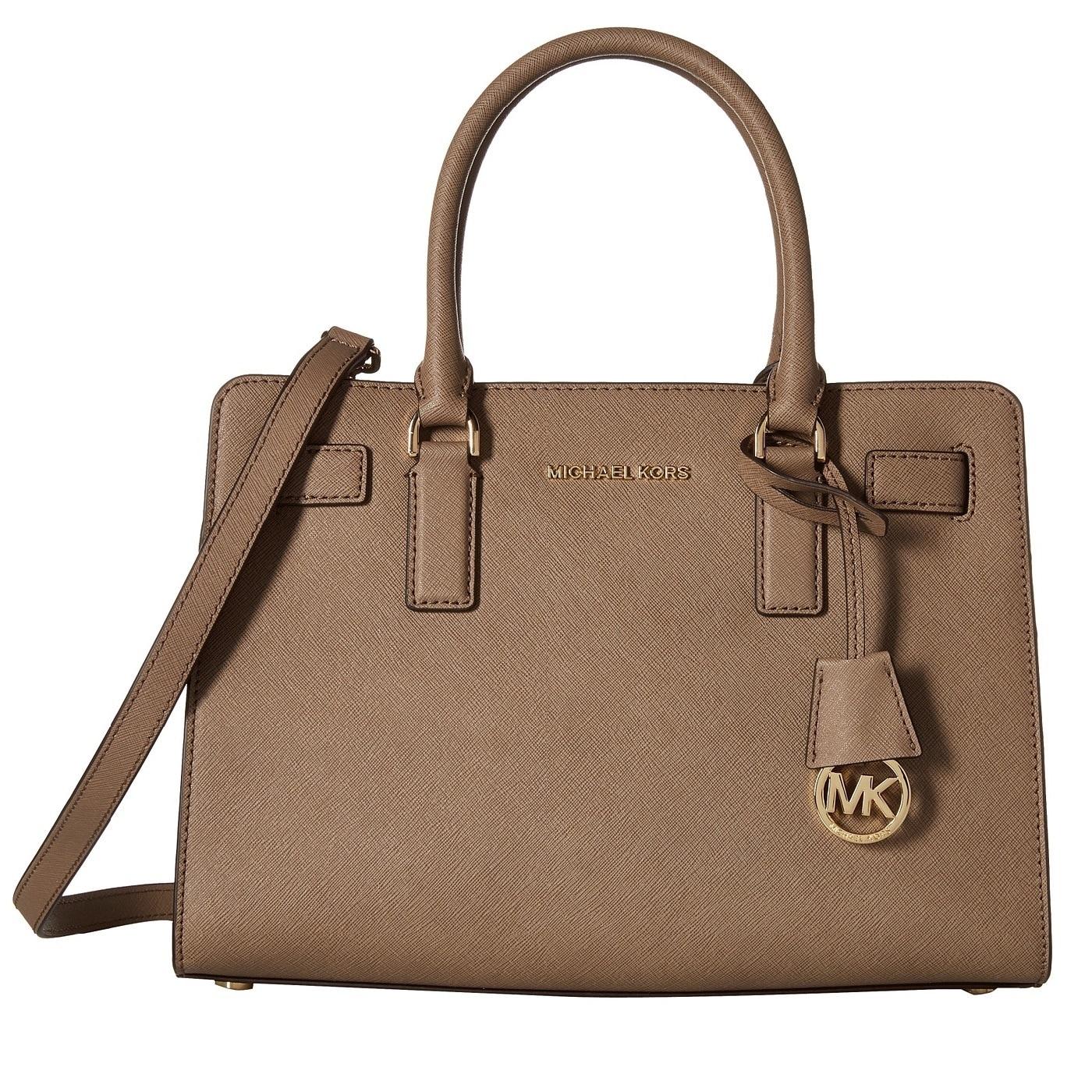 2a8986744edfce Shop Michael Kors Dillon East/West Satchel Handbag - Free Shipping Today -  Overstock - 10701568