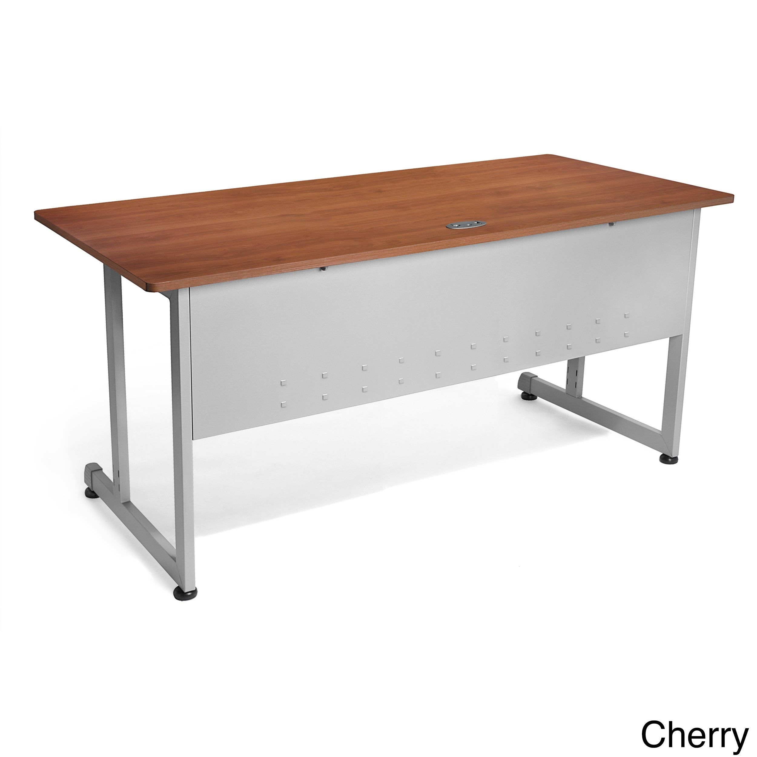Shop scratch resistant modular steel 30 inch x 60 inch desk worktable 30 x 60 free shipping today overstock com 10702025