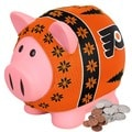 Forever Collectibles NHL Philadelphia Flyers Ugly Sweater Piggy Bank