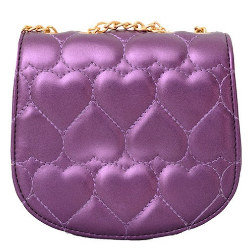 5c32108ebc Shop Mellow World Amora Quilted Heart Clutch - Free Shipping On Orders Over   45 - Overstock.com - 10735360