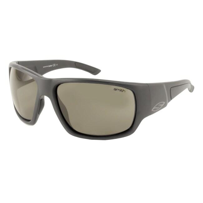 ef5877f0824b1 Shop Smith Optics Men s Dragstrip Polarized  Wrap Sunglasses - Free ...