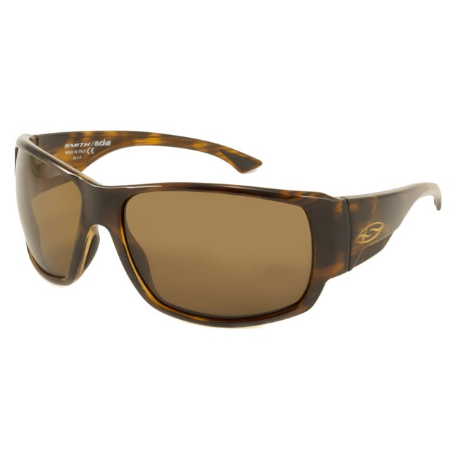 e1be59171acdb Shop Smith Optics Men s Dockside Polarized  Wrap Sunglasses - Free ...