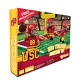 Oyo NCAA USC Trojans 64-Piece End Zone Building Set