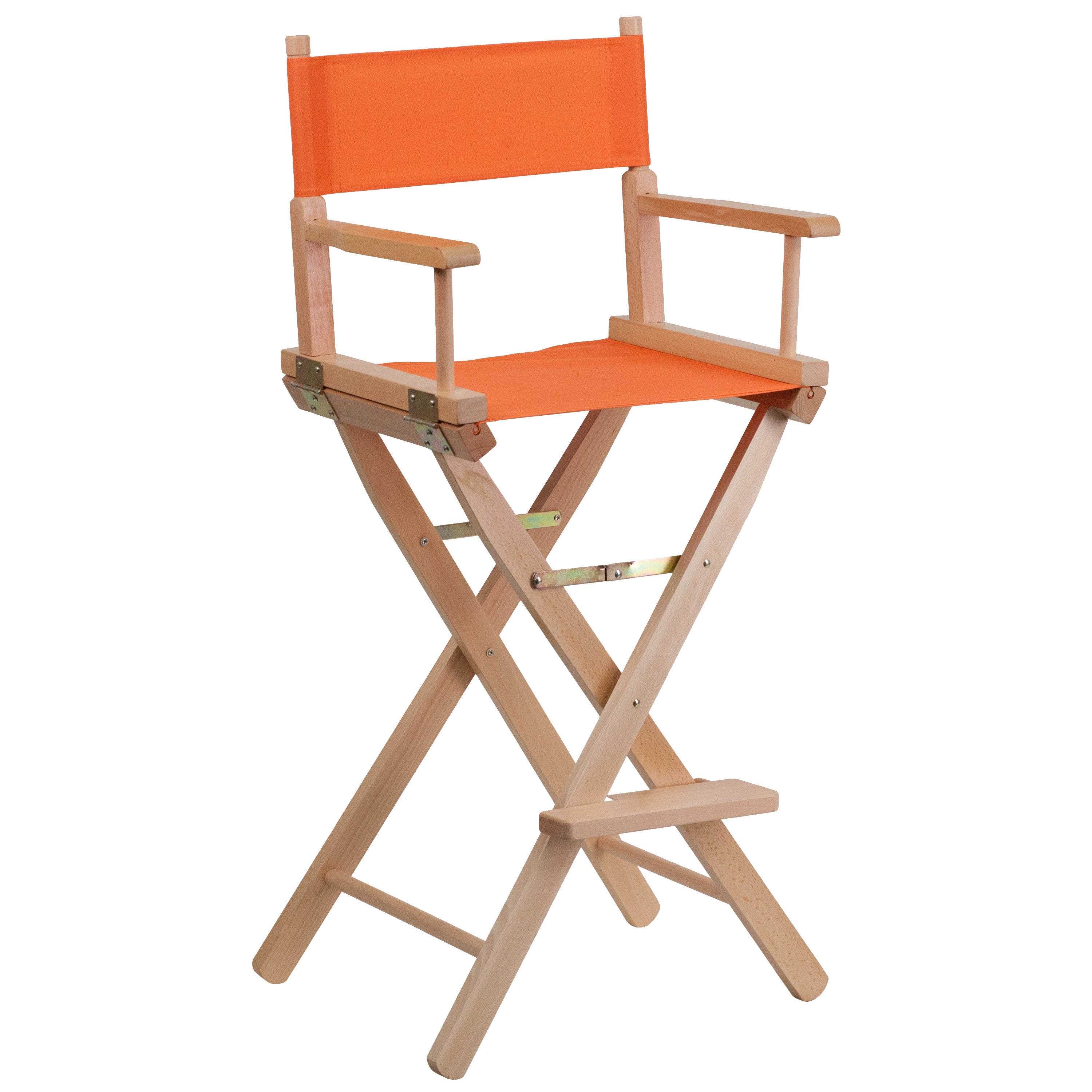 Shop Bar Height Folding Directors Chair   Free Shipping Today    Overstock.com   10755683