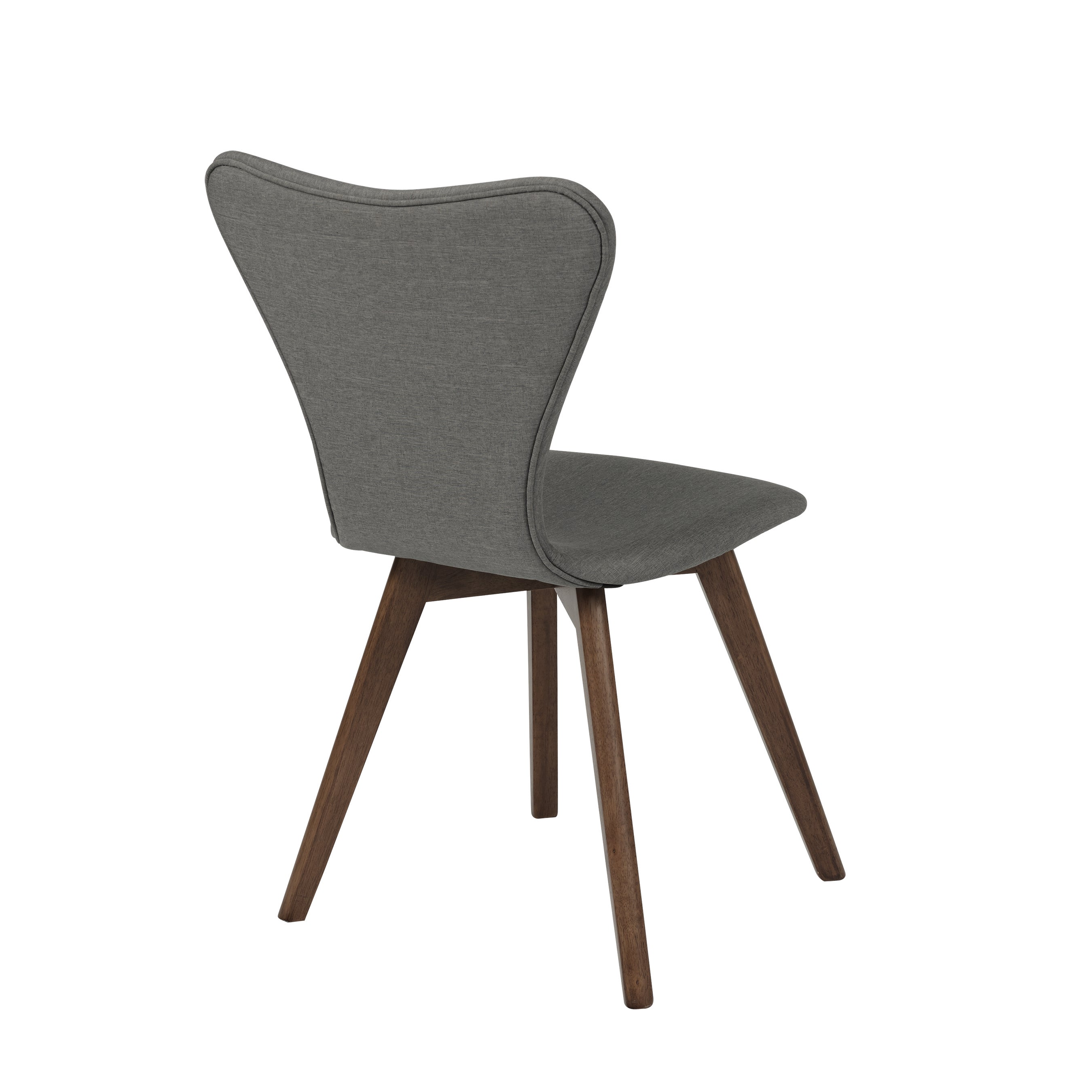 Sandra Grey Dining Chairs (Set of 2) - Free Shipping Today ...