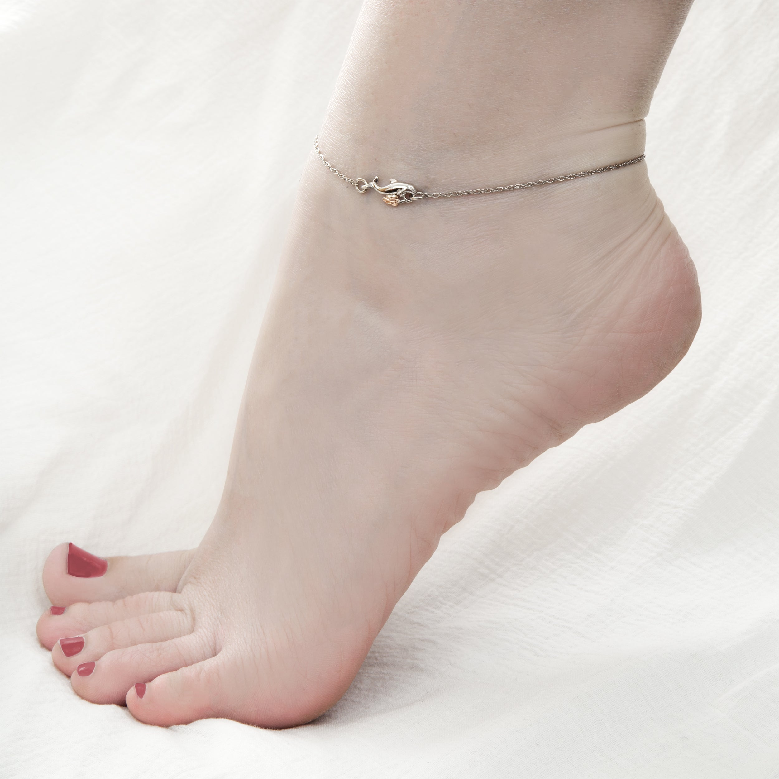 ankle anklet gold bracelet foot bracelets fill summer popular pin jewelry