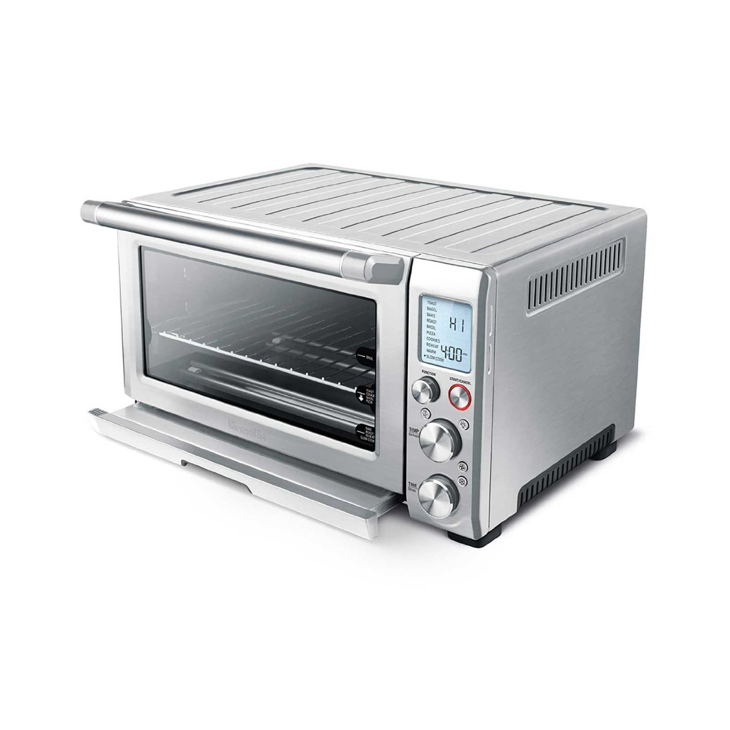 Breville Bov845bss Smart Oven Pro Stainless Steel Digital Convection Toaster Free Shipping Today 10761170