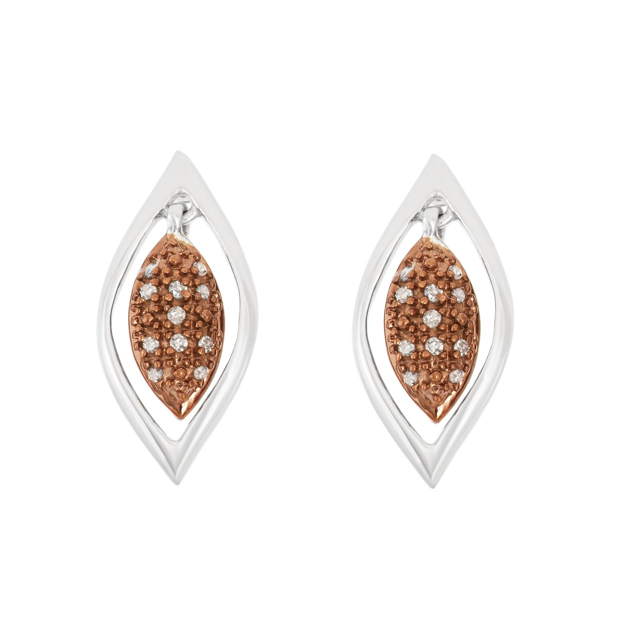 zirconia simply zoom cubic jewellery marquise sterling earring silver earrings stud