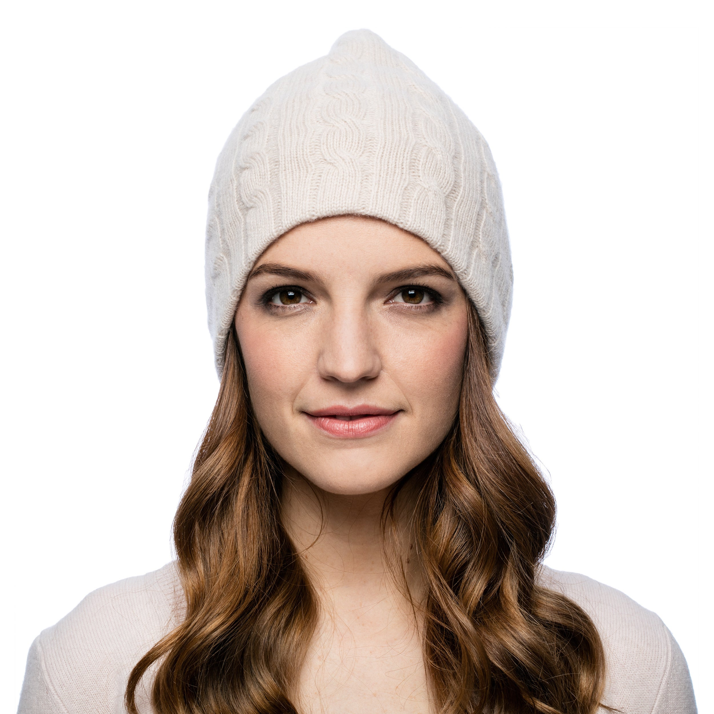 39230cfd2e400 Shop Enzo Mantovani Women s Cashmere Blend Hat and Glove Set - Free  Shipping On Orders Over  45 - Overstock - 10771667