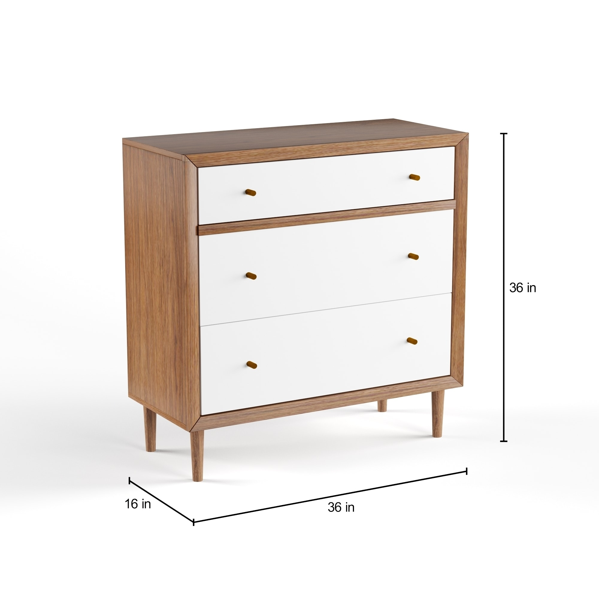 brown mesa of flawless clothes drawer white chest