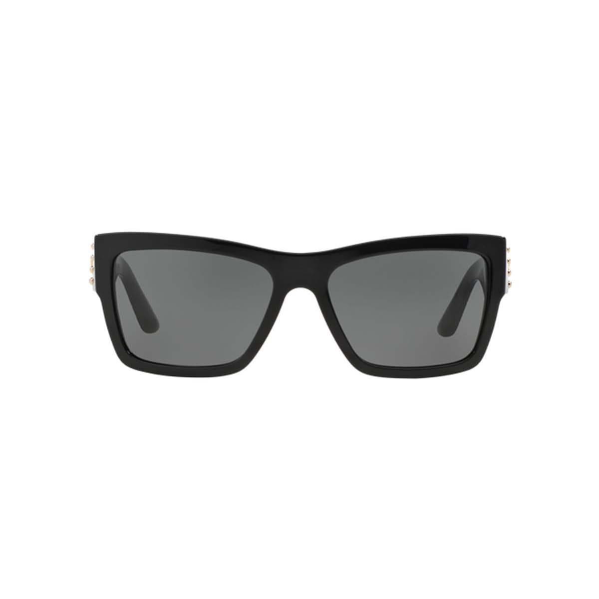 b3d8b6a31a14 Shop Versace Men s VE4289 Black Plastic Butterfly Sunglasses - Free  Shipping Today - Overstock.com - 10793476