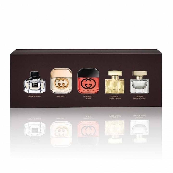 Shop Gucci Variety Womens 5 Piece Mini Gift Set Free Shipping