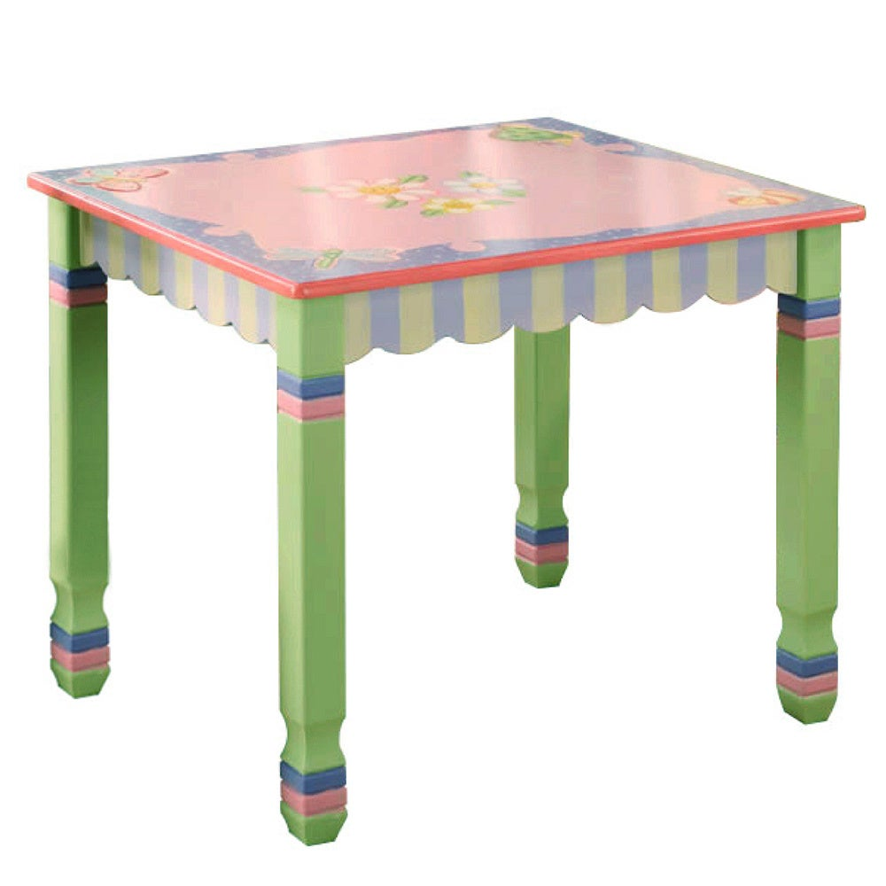 Shop Fantasy Fields Magic Garden Table and Set of 2 Chairs - Free ...