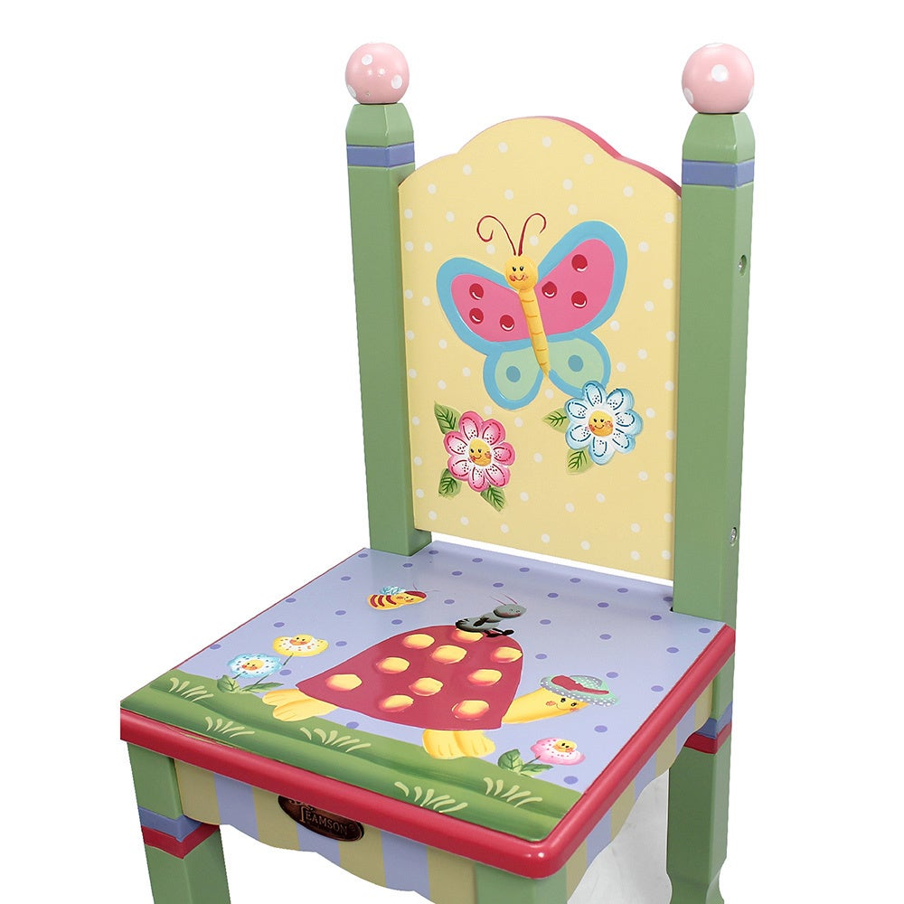 Fantasy Fields Magic Garden Table And Set Of 2 Chairs On Free Shipping Today 10809960