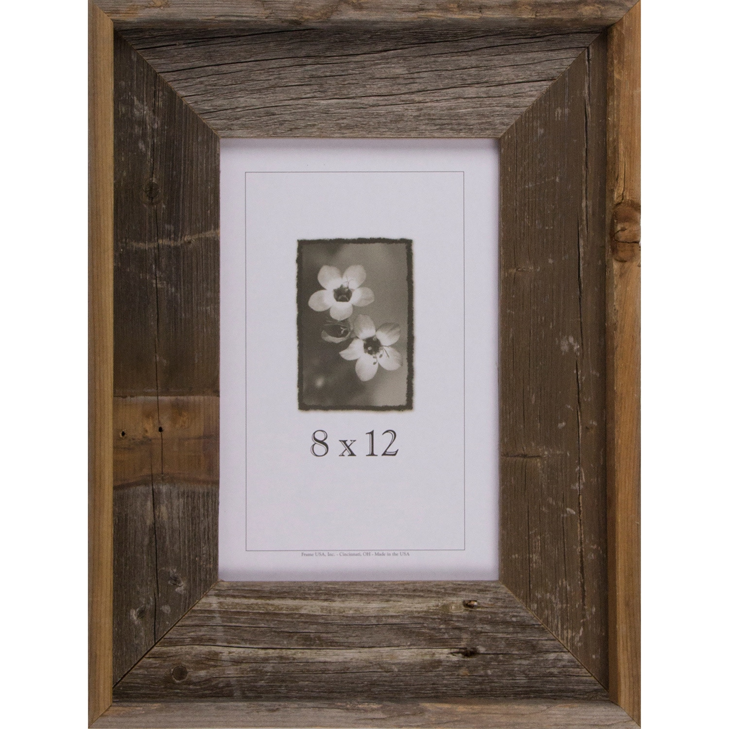Shop Barnwood Signature Series Picture Frame 8 X 12 Free