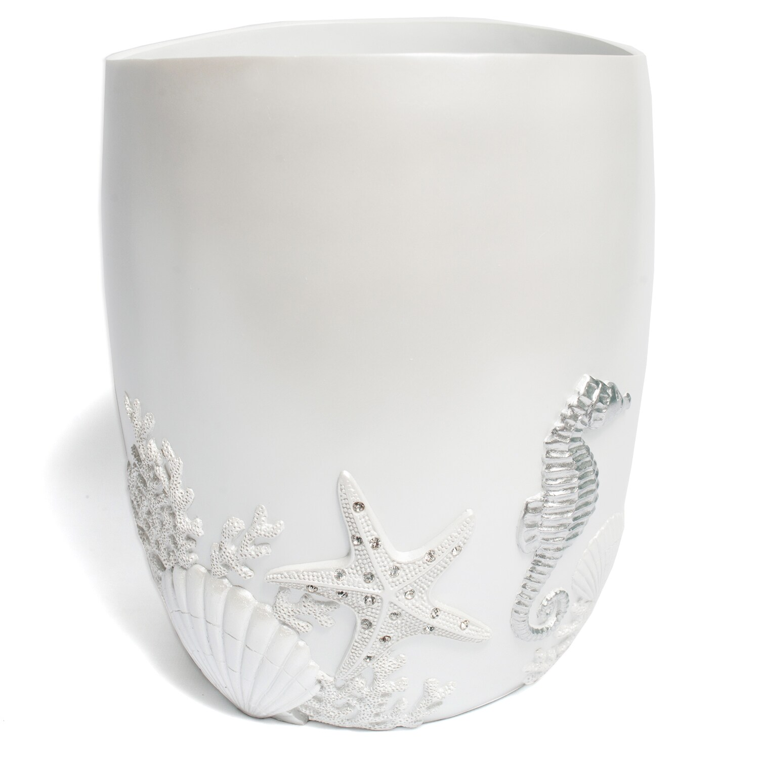 Shop Sea Horse and Starfish Hand Crafted Bath Accessory Collection ...