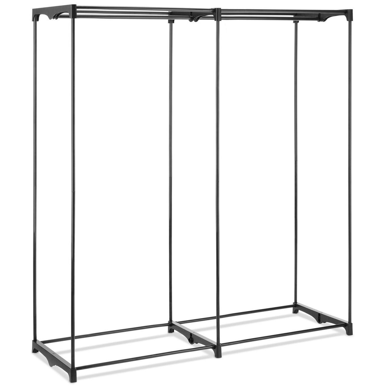 modern european pole hanging style rack