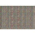 Indoor/ Outdoor Rag Rug Stripe Doormat (18 x 30)
