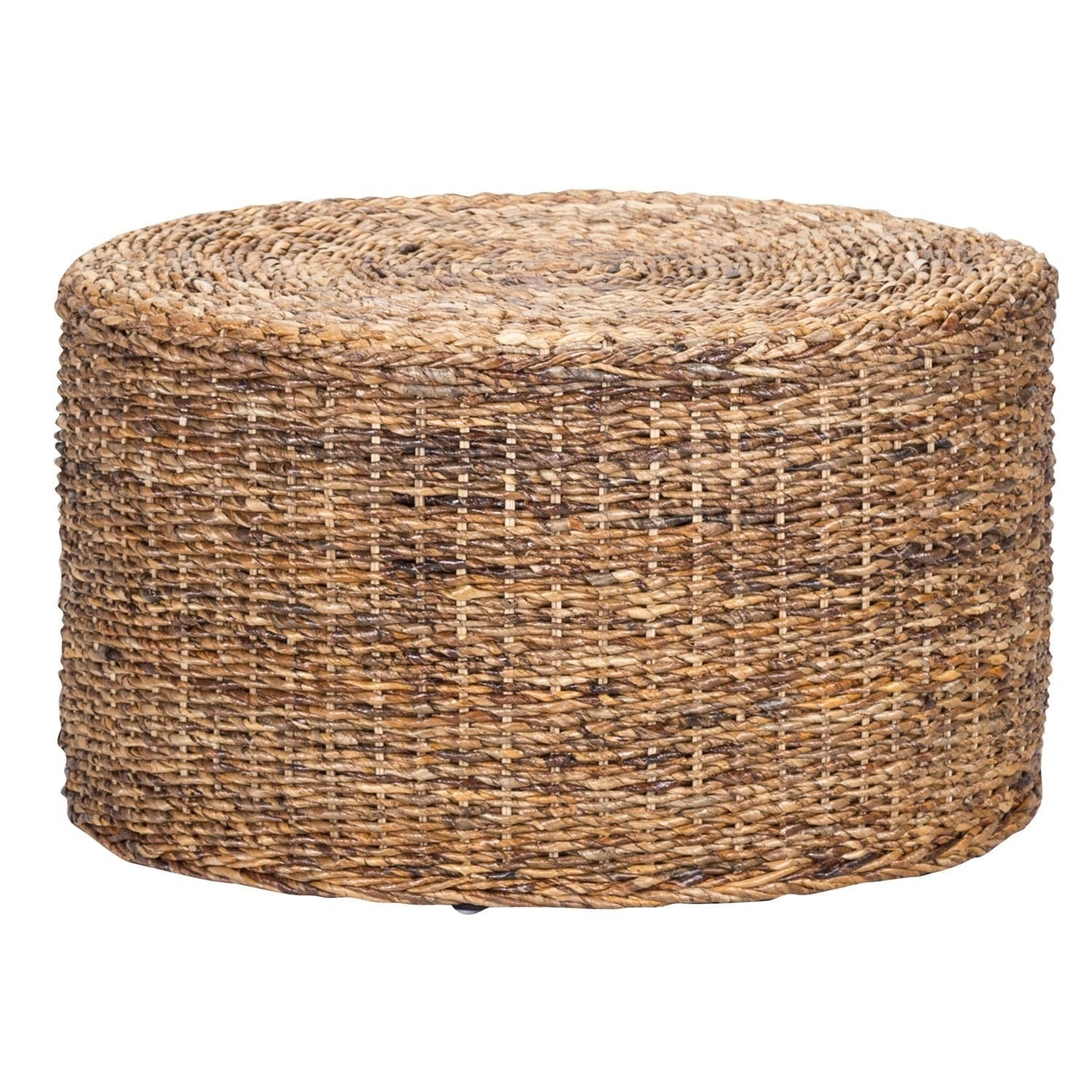 Ira Rattan Round Coffee Table By Kosas Home 18h X 32w 32d On Free Shipping Today 10813459