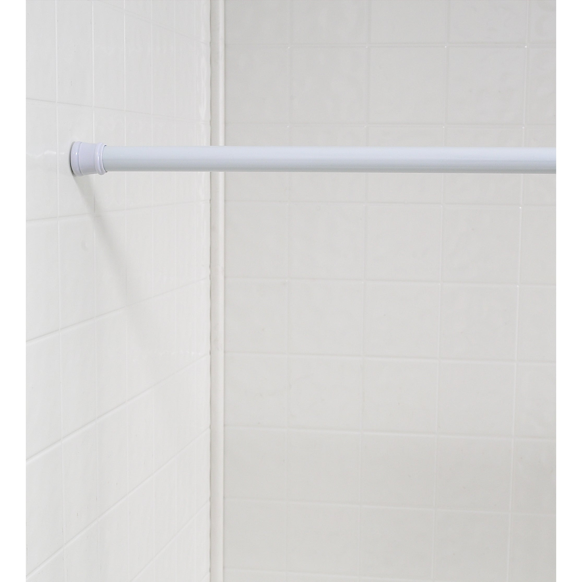Standard Size Shower Curtain Tension Rod - Free Shipping On Orders ...