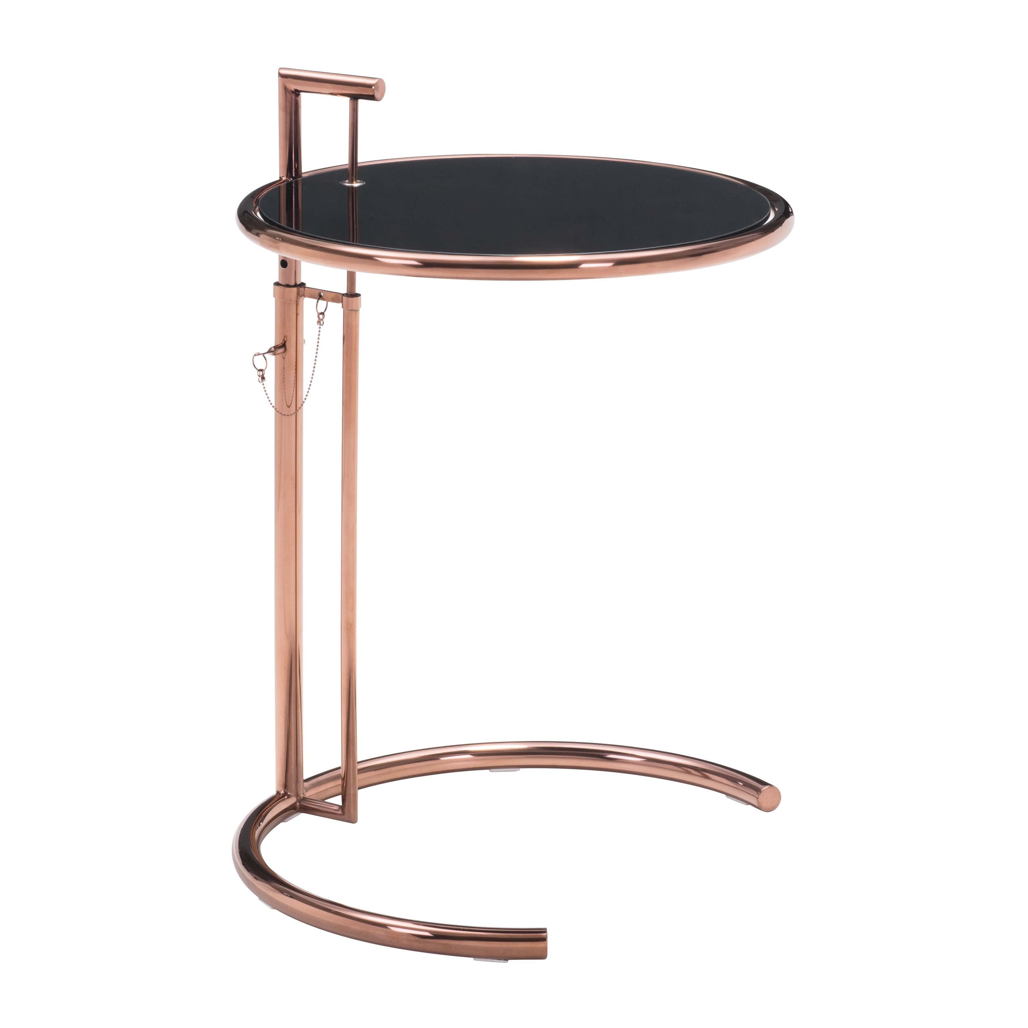 eileen grey furniture. Eileen Grey Rose Gold Side Table - Free Shipping Today Overstock.com 17858795 Furniture T