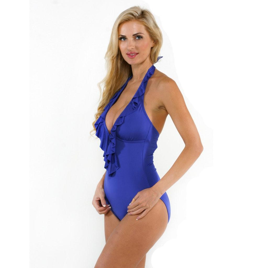 1cc1cf5c706 Shop Kenneth Cole Reaction Women's Ocean One-piece Swimsuit - Free ...