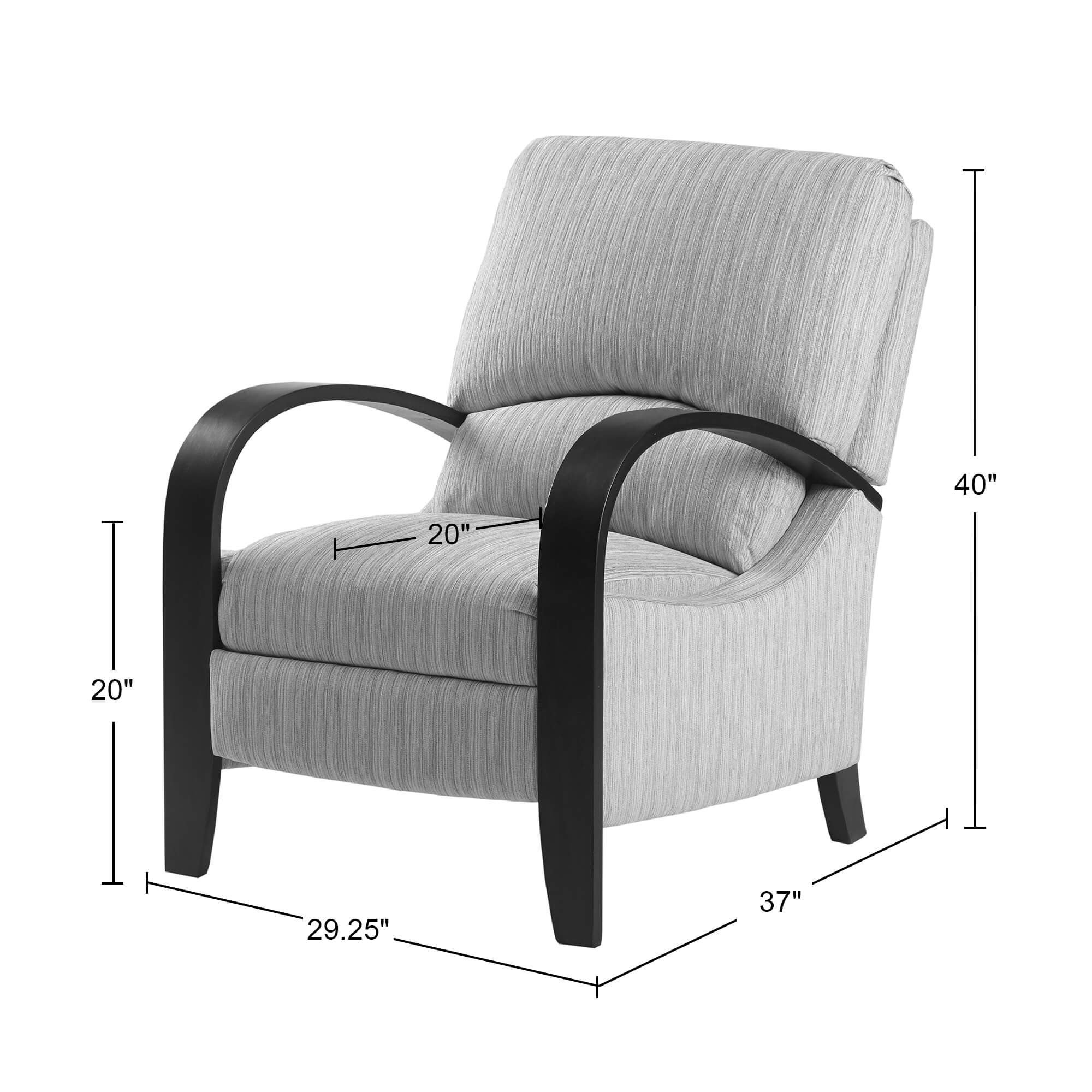 rocker stickley antique morris ordinary of photo x large gustav recliner inspired bent arm reclining slant chair