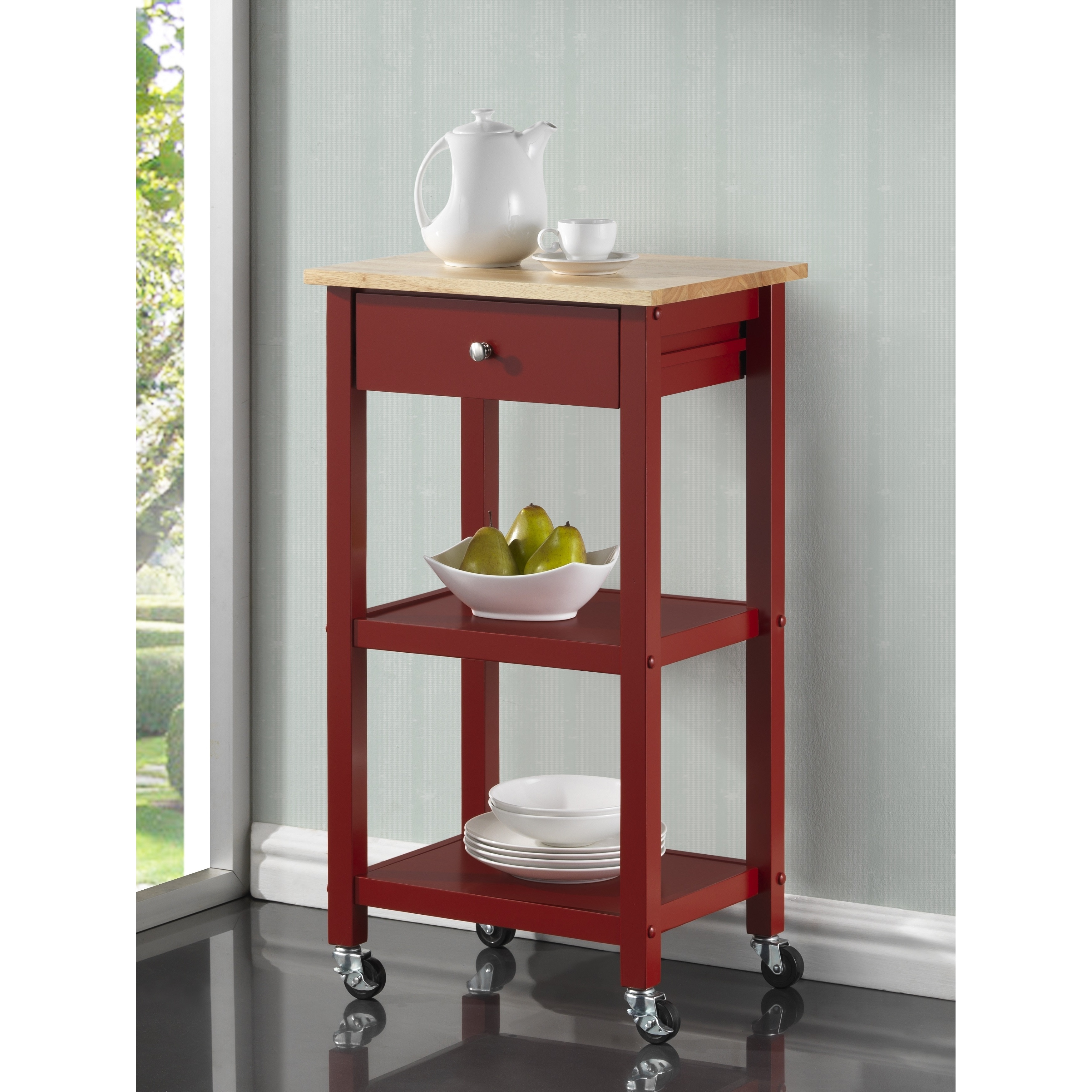 oak wooden shelves kitchen two carts legs simple portable layer solid with butcher design haing furniture iron unpolished having glass island polished cart ideas black panel on delectable used open handle using white wheels square stains metal top wood block outdoor double shelf door and