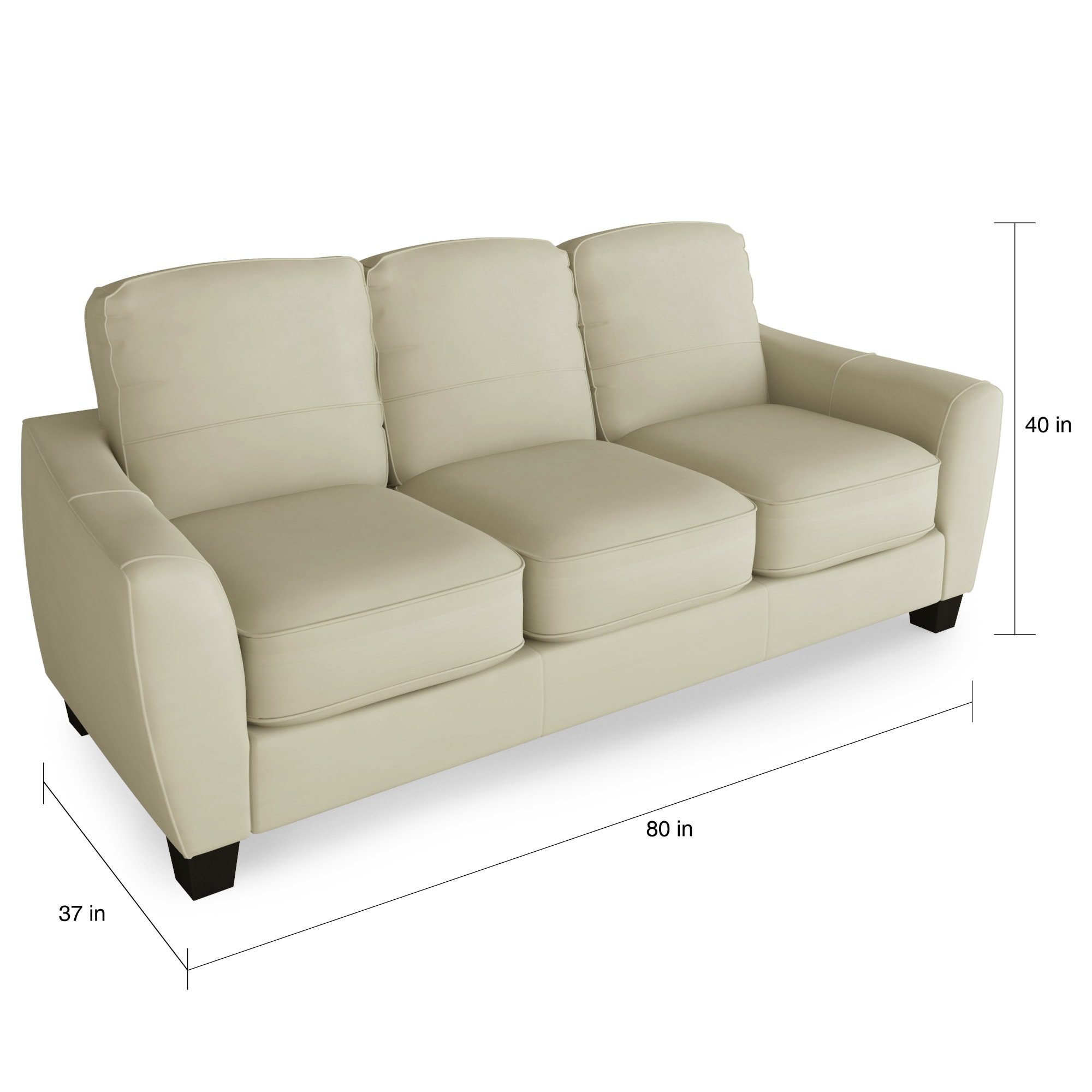 Sawyer Transitional Stationary Sofa Free Shipping Today  ~ What Is A Transitional Sofa