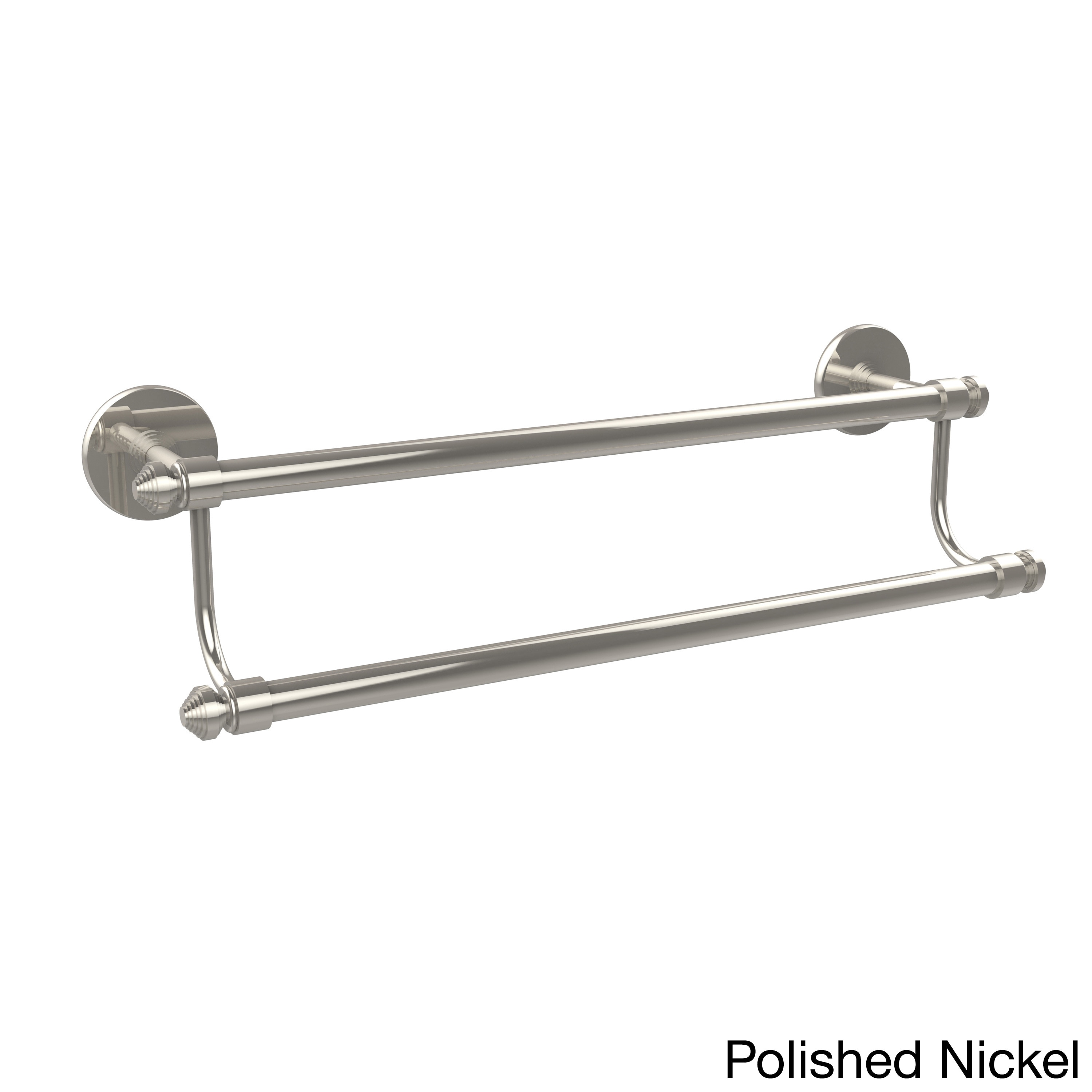Shop Allied Brass Southbeach Collection 18 Inch Double Towel Bar