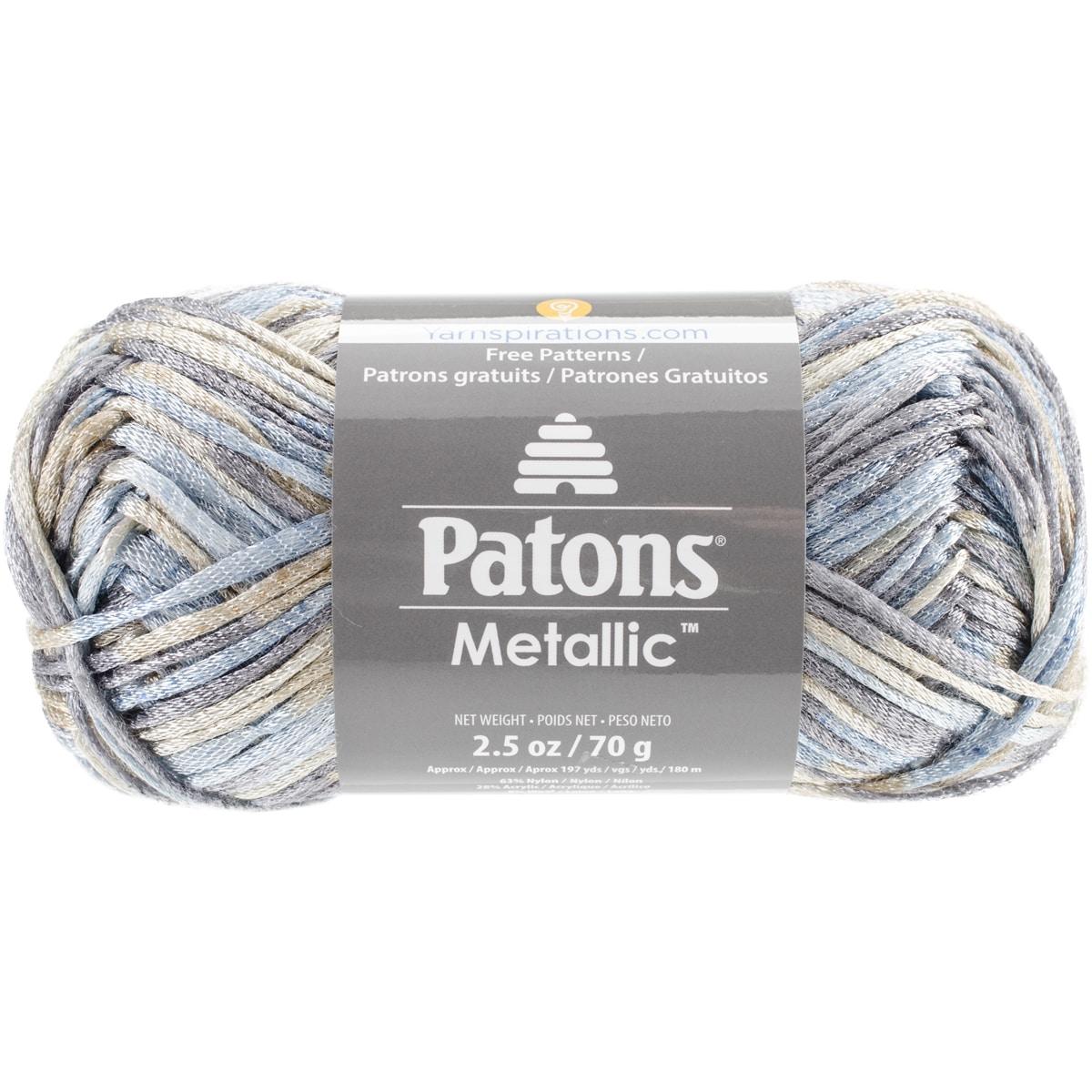 Metallic Variegated Yarn - Free Shipping On Orders Over $45 ...