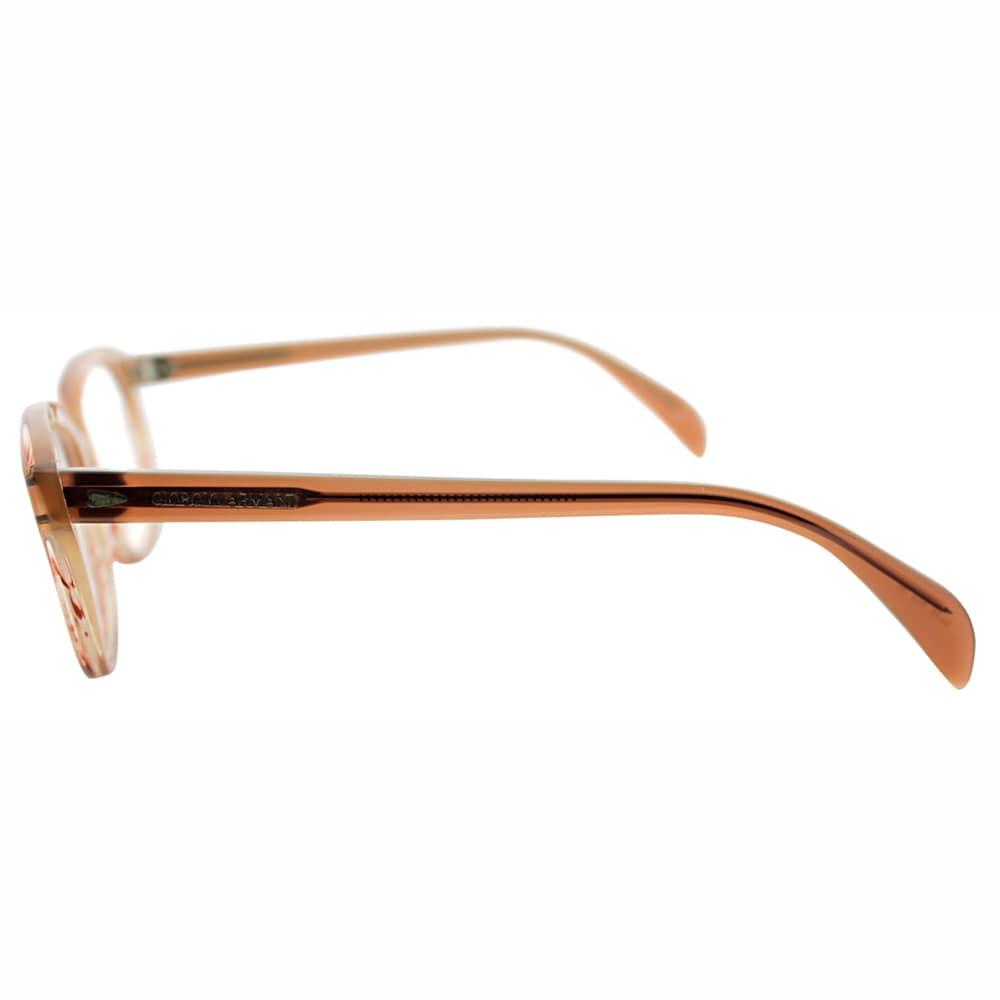 aa825a5d4b Shop Giorgio Armani Womens GA 818 WLG Brown Beige Cateye Plastic Eyeglasses-52mm  - Free Shipping Today - Overstock - 10846724