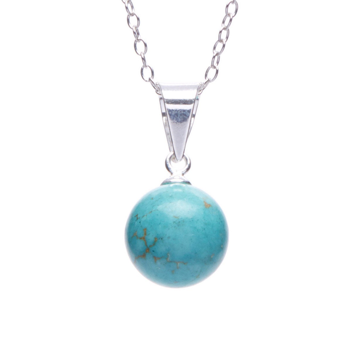 Pori sterling silver ball pendant necklace free shipping on orders pori sterling silver ball pendant necklace free shipping on orders over 45 overstock 17895342 aloadofball Images