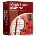 MagicScore Maestro Music Notation Software (Windows)