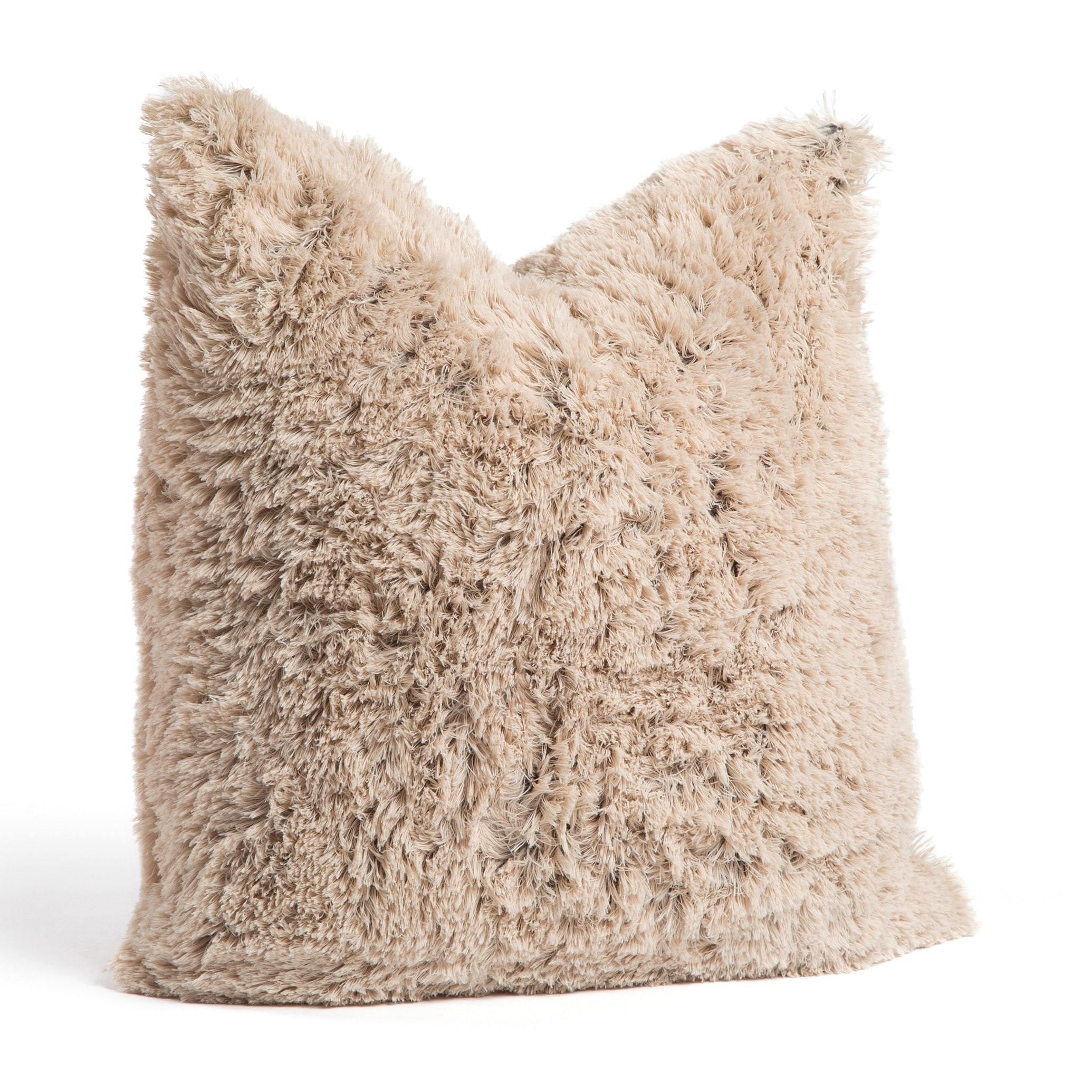 Chateau by Sheri Shag Faux Fur Pillows, Throw and Set - Free Shipping On  Orders Over $45 - Overstock.com - 17895618