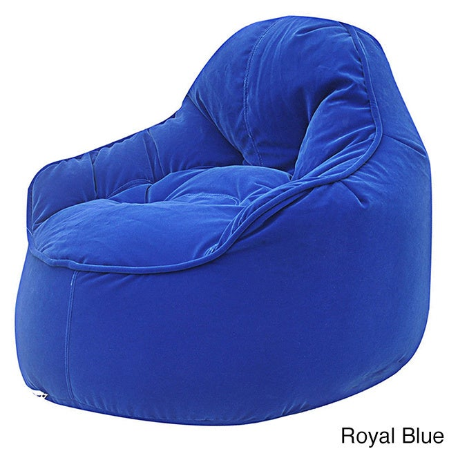 Shop Mini Me Pod Bean Bag Chair   On Sale   Free Shipping Today    Overstock.com   10856794