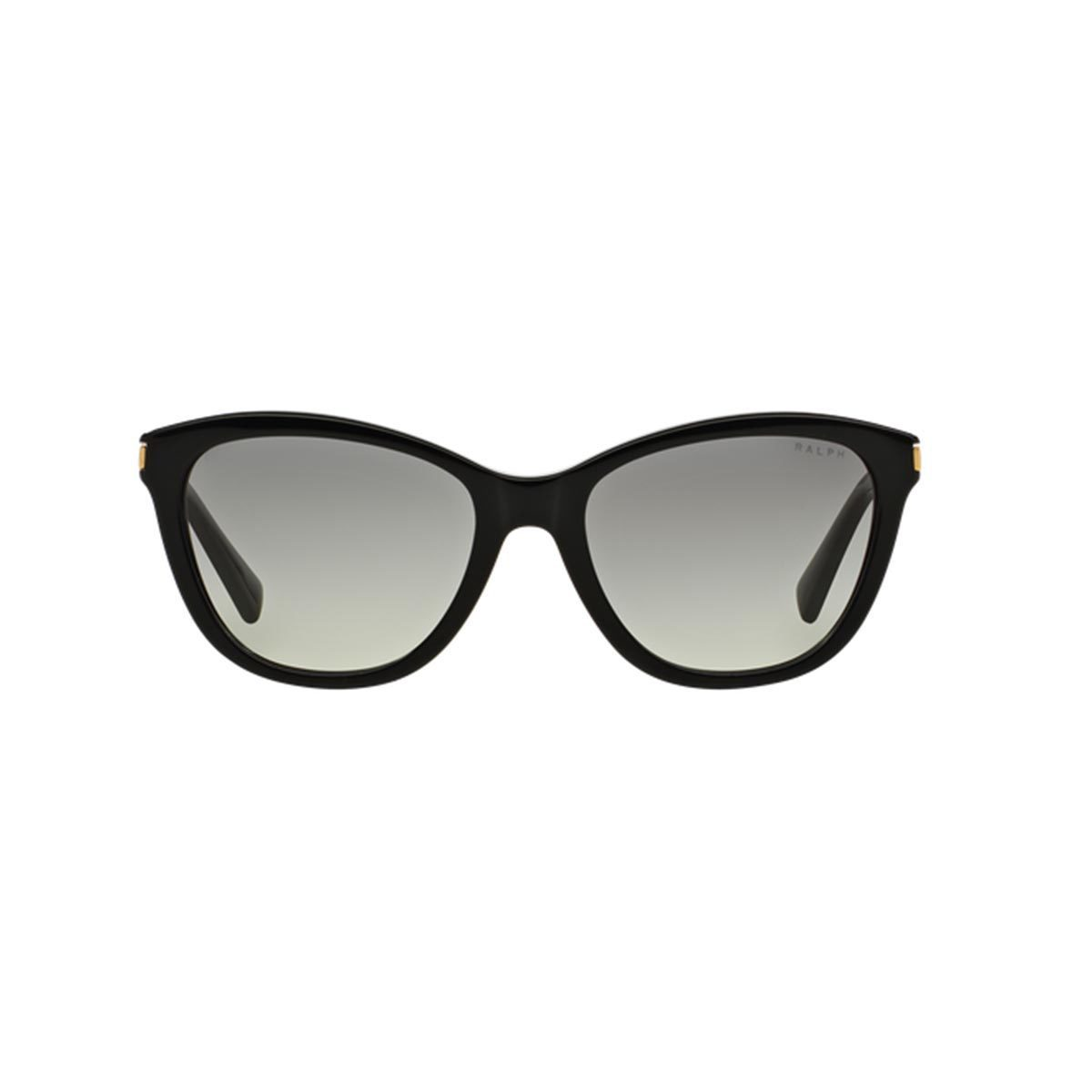 988c2b7abf Shop Ralph by Ralph Lauren Women s RA5201 Black Plastic Cat Eye Sunglasses  - Free Shipping Today - Overstock - 10857414