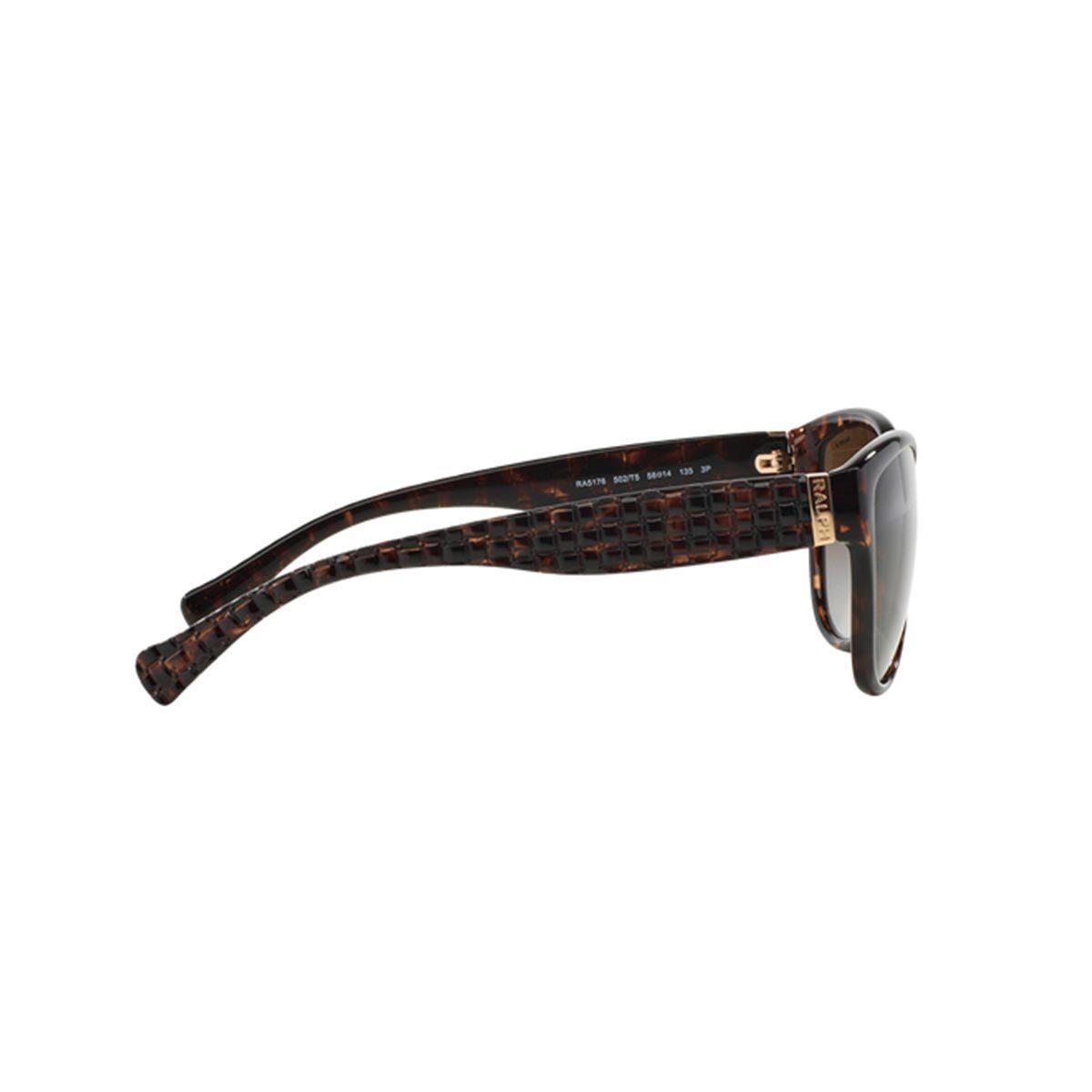 3b56b20d4929 Shop Ralph by Ralph Lauren Women's RA5176 Tortoise Plastic Cat Eye  Polarized Sunglasses - Free Shipping Today - Overstock - 10857522