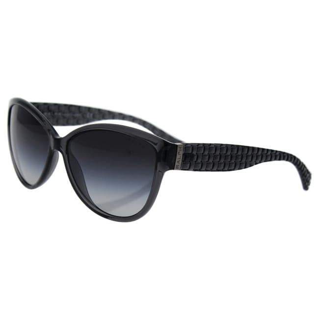 25ec76730ba9 Shop Ralph by Ralph Lauren Women's RA5176 Grey Plastic Cat Eye Sunglasses -  Free Shipping Today - Overstock - 10857538