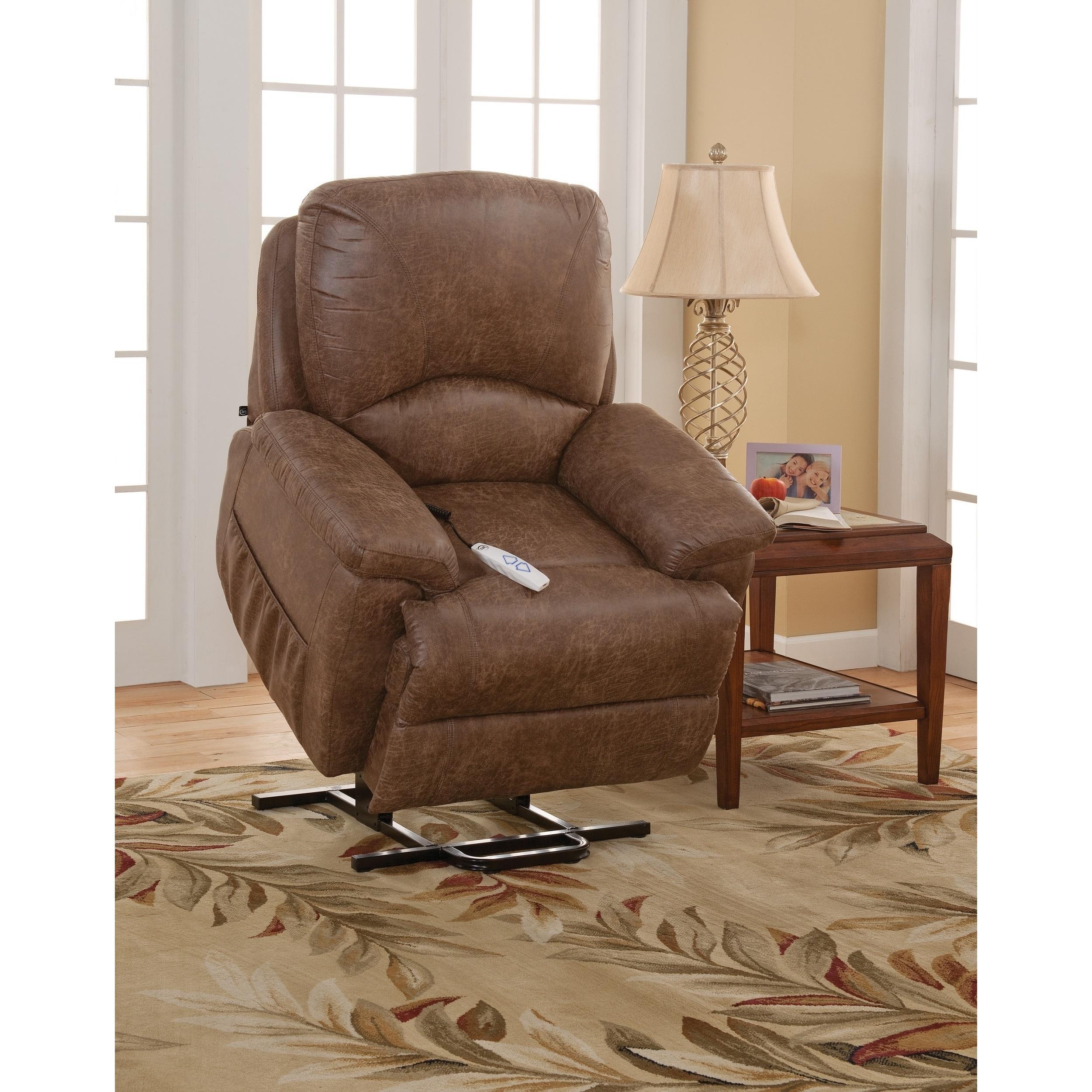 dual com loveseat amazon dp curbside chair recliner serta personal delivery hampton comfort care walnut lift health