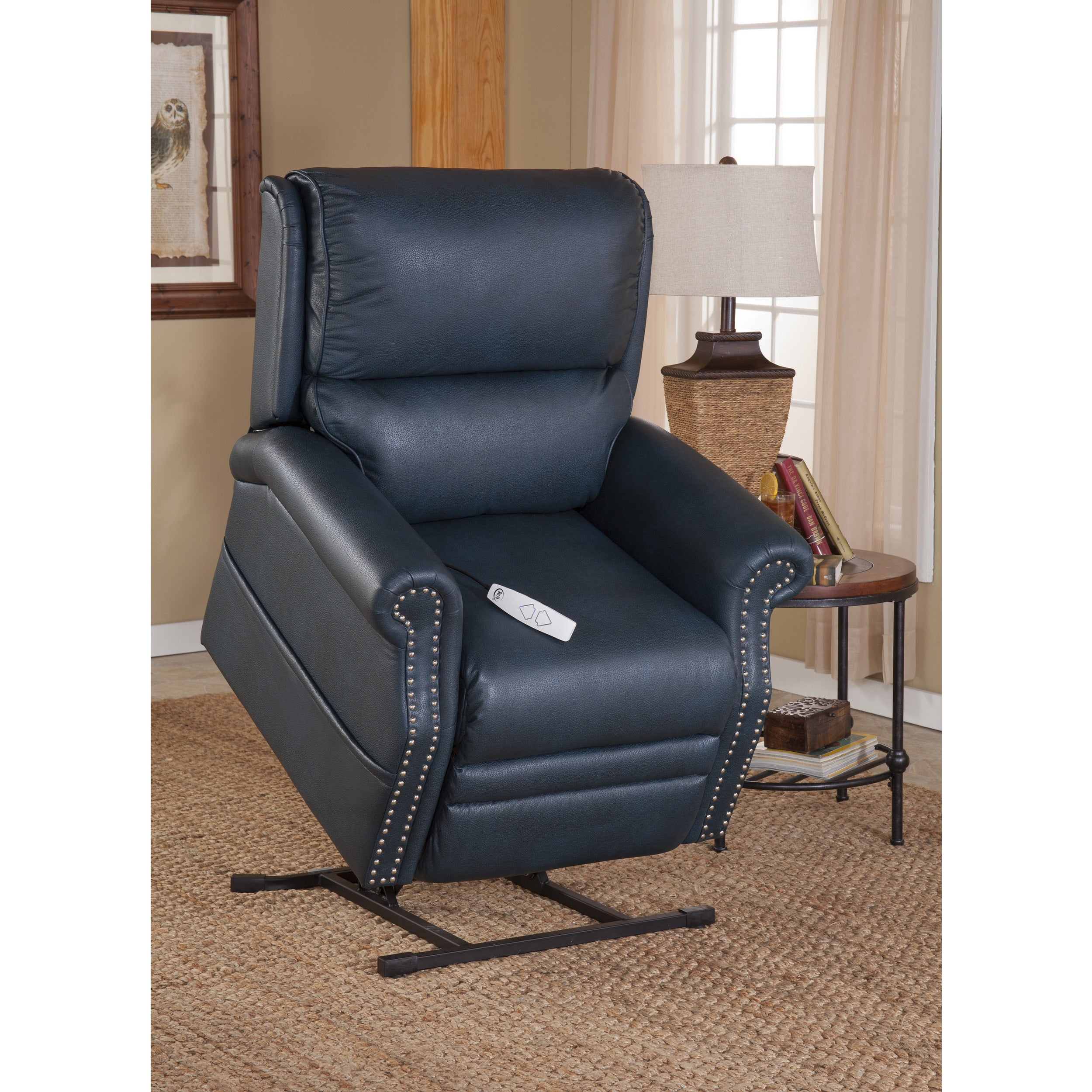 danielle my paisley by camel place furniture recliner chair products upholstery serta