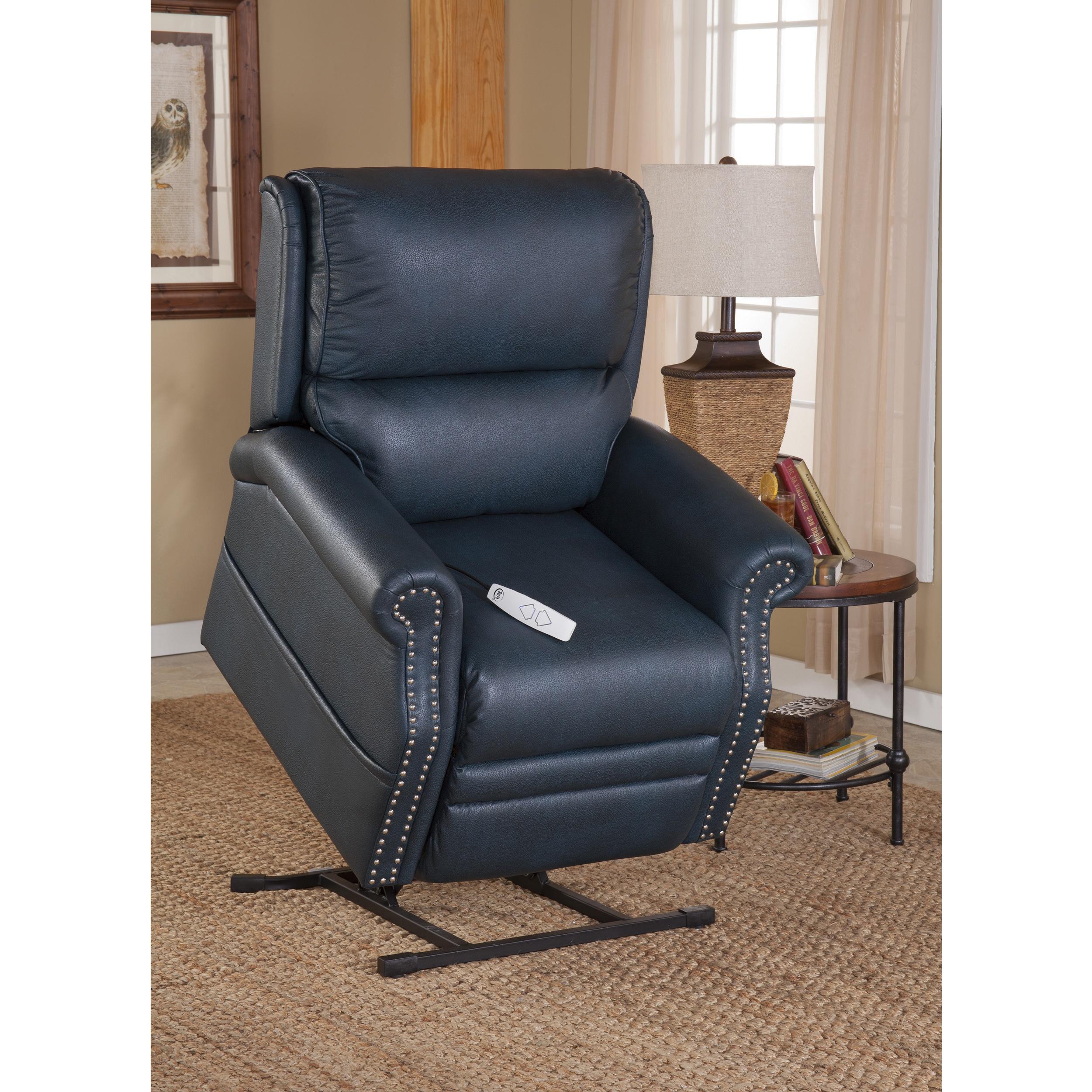 lift ip comfort serta recliner chair mystic