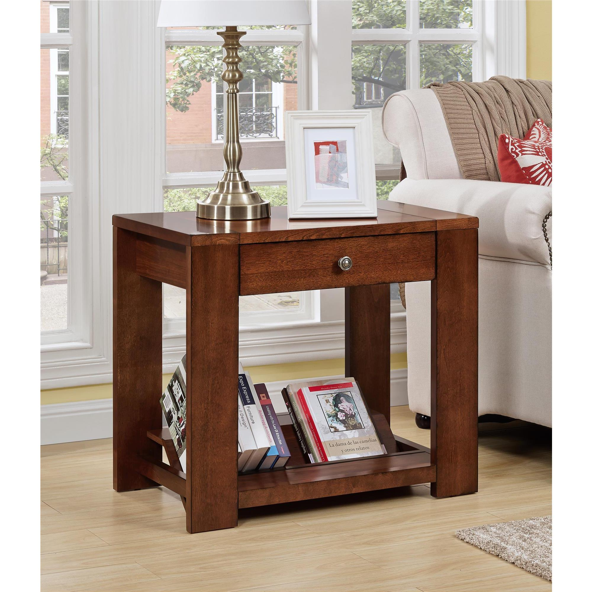 Shop Ameriwood Home Vermont Farmhouse Accent Table Free Shipping - Vermont farm table reviews