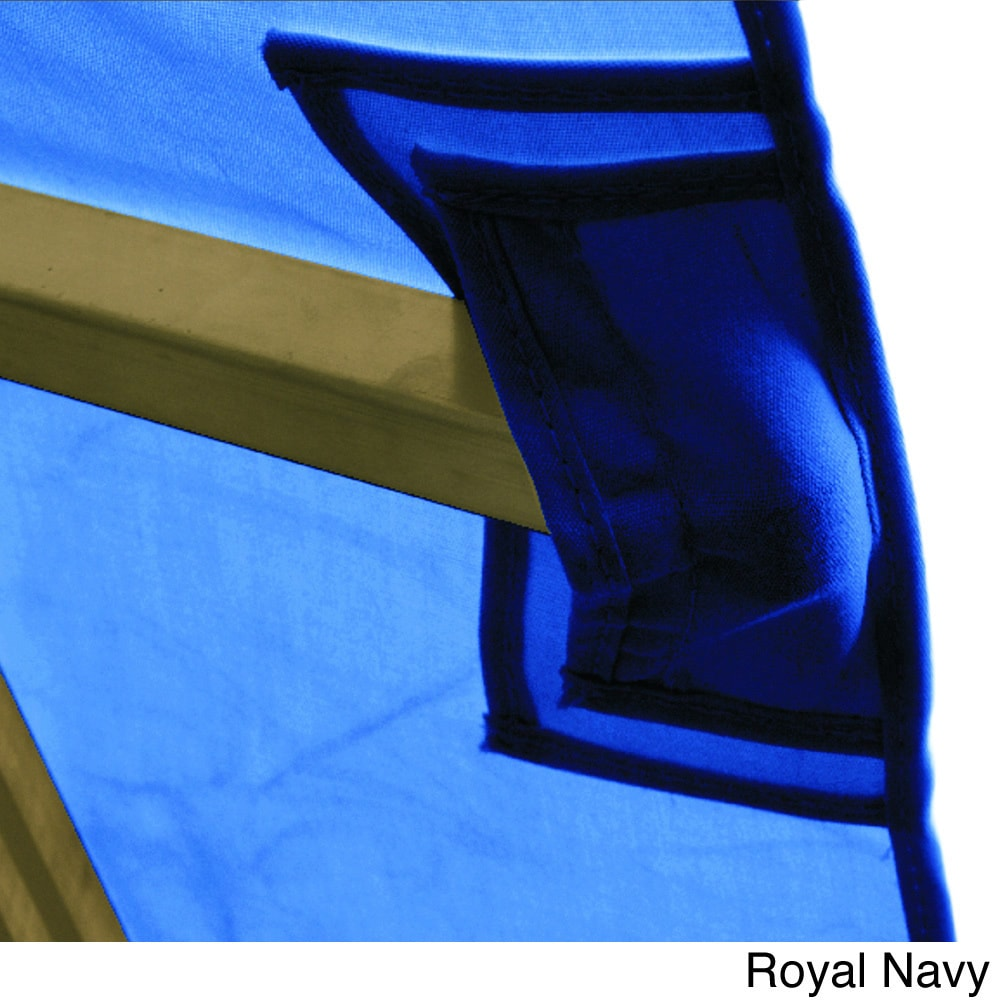 Riverstone Industries Acacia Gazebo Replacement Sunbrella Canopy (14u0027 x 14u0027) - Free Shipping Today - Overstock.com - 17905885 & Riverstone Industries Acacia Gazebo Replacement Sunbrella Canopy ...