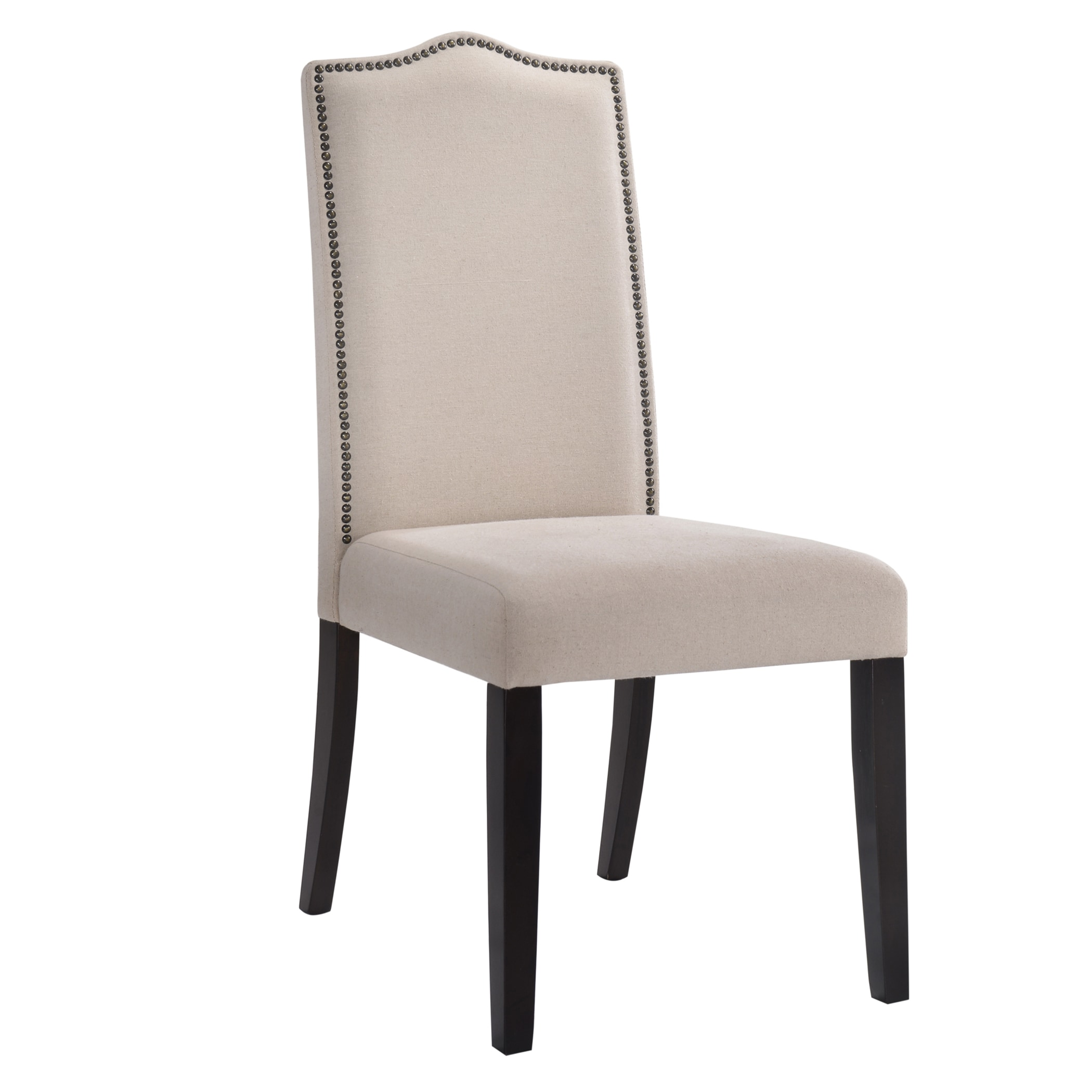 Shop Marco Nailhead Parson Chair - On Sale - Free Shipping Today - Overstock.com - 10868625  sc 1 st  Overstock.com & Shop Marco Nailhead Parson Chair - On Sale - Free Shipping Today ...