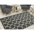 Sweet Home Stores Clifton Moroccan Trellis Design Area Rug (5' x 7') - 5' x 7'
